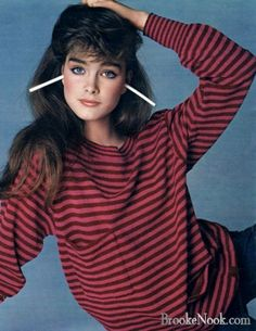 1000 images about BROOKE SHIELDS on Pinterest  Brooke