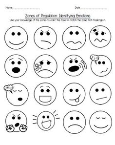 1000+ images about Zones of Regulation on Pinterest