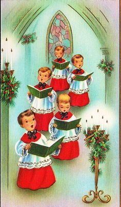 1000 Images About Christmas Choir On Pinterest Choirs