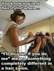 1000 hair humor