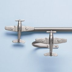I Love The Airplane Finial & Hardware Set On Potterybarnkids Com