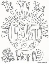 Coloring Pages for Kids by Mr. Adron: Matthew 7:24, The