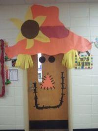 Door Decorations on Pinterest   Fall Door Decorations ...