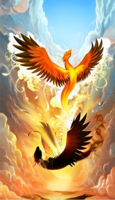 The Phoenix Reborn from Its Own Ashes