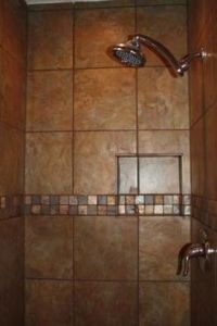 canyon slate from lowes   bathroom   Pinterest   Slate and ...