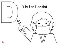 1000+ images about Dental Coloring Pages on Pinterest