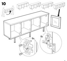 Ikea Flat-Pack Instructions Flat-pack instruction manuals