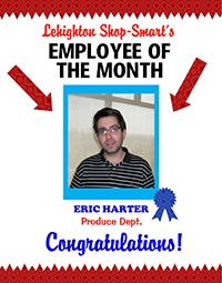 employee of the month template with picture custom design plaque