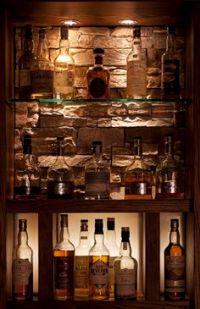 Scotch locker instead of a wine cellar | My Style ...