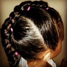 Biracial Hairstyles Toddler Hairstyles Mohawk Faux Hawk Curly