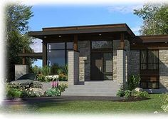 Small Modern House Plans Pinteres