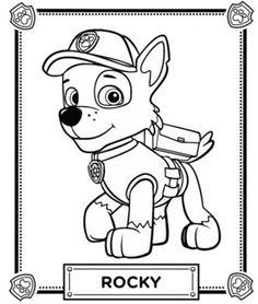 Learn How to Draw Skye from PAW Patrol (PAW Patrol) Step