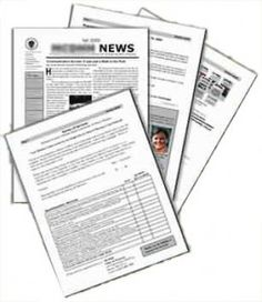 1000+ images about Data Sheets/ Newsletter/ Flyers on