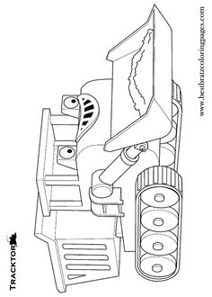 John Deere #Tractor Coloring Page of 7930 Farm Tractor