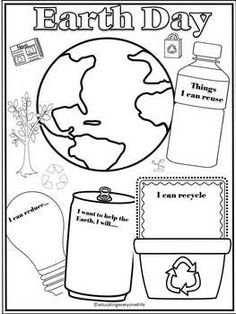 1000+ images about SLP Earth Day Freebies on Pinterest