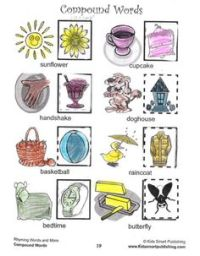 1000+ images about Compound words on Pinterest | Compound ...