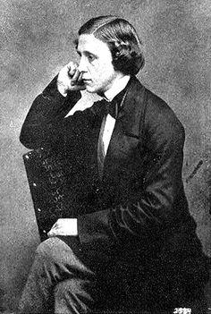 #Photography Charles Lutwidge Dodgson Lewis Carroll