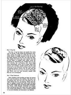 Download a free head sheet for cosmetologists