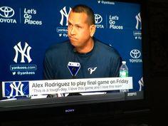 Alex Rodriguez Yankees Pinterest