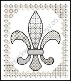 New Orleans Saints Crochet Graphghan Pattern (Chart/Graph