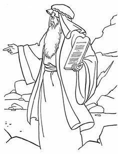 Ten Commandments, : Ten Commandments for Moses People