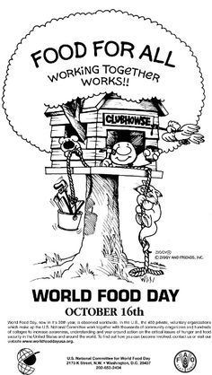 1000+ images about World Food Day on Pinterest