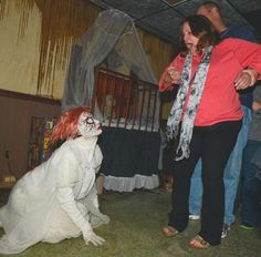 Mental Hospital Haunted House Ideas House And Home Design