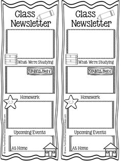 Graduation Newsletter Template from edlah Preschool