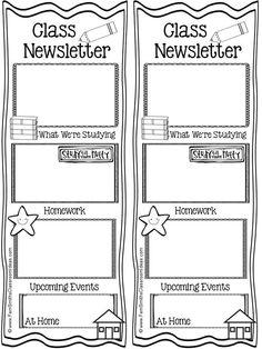 Graduation Newsletter Template from edlah Preschool
