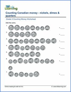 printable canadian money worksheets counting canadian