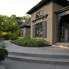 1000 Images About Exterior Paint Colours On Pinterest Stucco Colors Red Doors And
