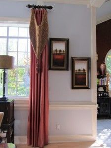 1000 Ideas About Short Curtain Rods On Pinterest Curtain Rods Towel Bars And Curtains