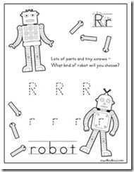 1000+ images about Preschool Theme: Robots on Pinterest