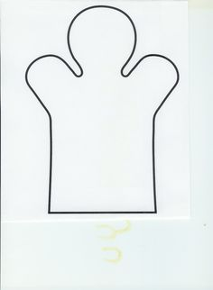 Whale tail pattern. Use the printable outline for crafts