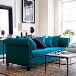 Modern Low Back Sofas Blue Sofa Rug 1000+ Images About Teal On Pinterest | ...