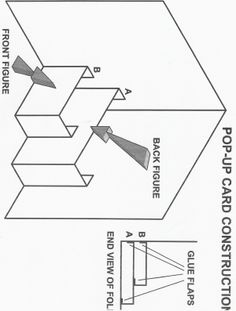 Pop-Up design and paper mechanics by Duncan Birmingham
