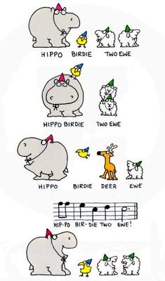 1000+ images about Hippo Birdie Two Ewes on Pinterest
