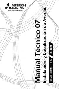 #Manual del termostato PAR-31MAA de #aireacondicionado #