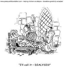 Comparison of dialysis accesses: AV fistula vs. AV graft