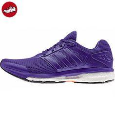 adidas supernova glide w laufschuhe nigh wht pink m adidas
