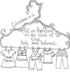 Coloring Pages for Kids by Mr. Adron: Printable John 10:10