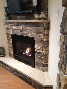 Corner Fireplace Designs With Tv Above  WoodWorking Projects  Plans