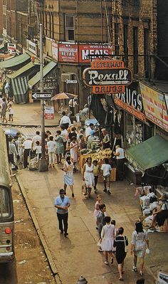 susie s candy store located on east 183rd street and hughes ave 1950s bronx new york old