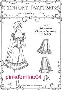 1000+ images about Edwardian Underwear Patterns on