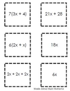 Here's a simple printable to help students convert between