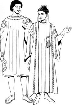 1000+ images about CHAPTER 5: EARLY MIDDLE AGE FASHION