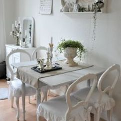 White Slip Covers For Dining Room Chairs Crate And Barrel Chair 1000+ Images About Denim On Pinterest | Slip, Shabby Chic Living ...