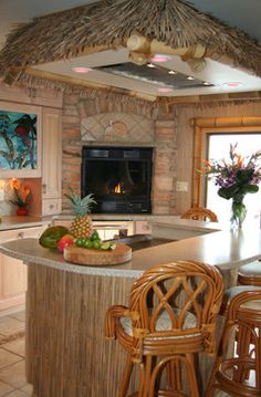 1000 images about Tropical kitchens on Pinterest