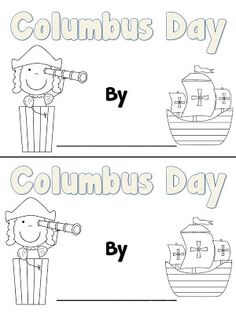 Free Printable Map of Columbus' First Voyage #homeschool #