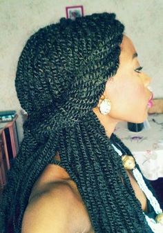 29 Senegalese Twist Hairstyles For Black Women Follow Me Jumbo